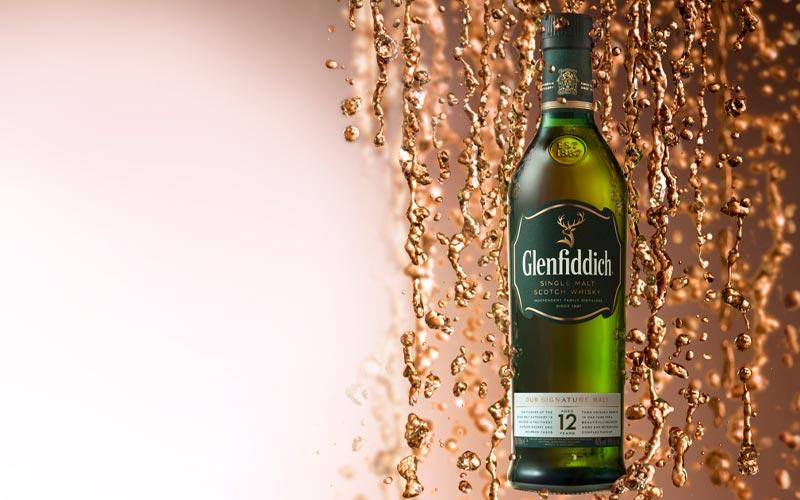 Whisky Glenfiddich 12