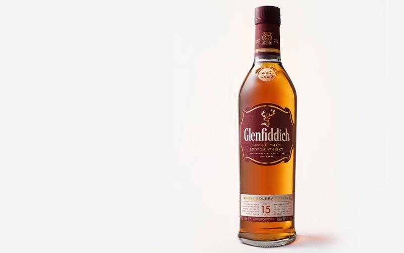 Whisky Glenfiddich 15