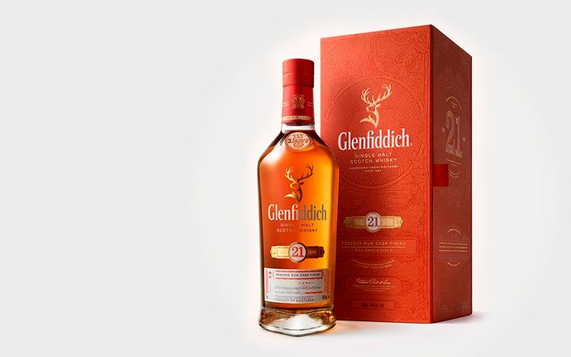 Glenfiddich-21-años-Bogota-Colombia