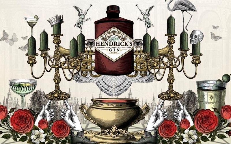 Hendricks-Bogota